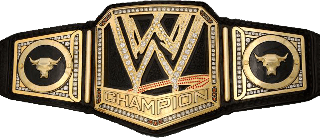 Wrestling Belt File PNG Image