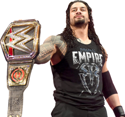 Roman Reigns Free Download PNG Image