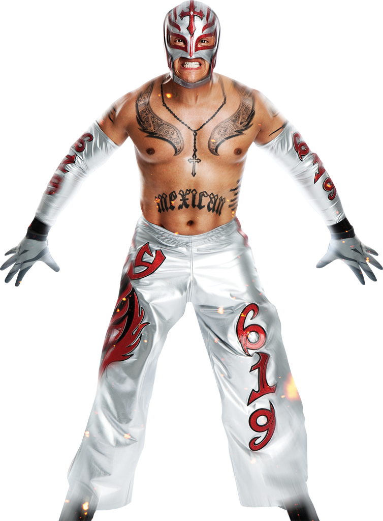 Rey Mysterio Transparent PNG Image