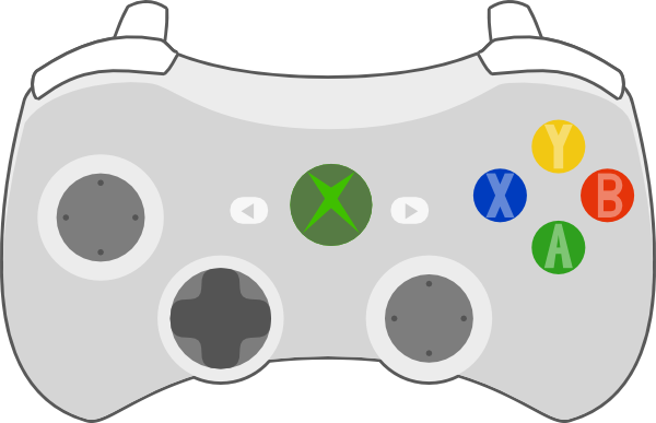 Xbox Controller Free Download PNG Image