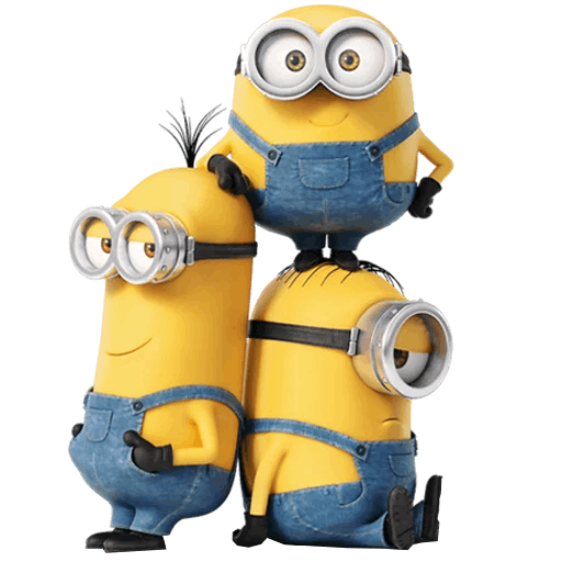 Minion Wallpaper Desktop Birthday Minions Stuart Party PNG Image