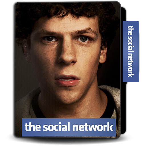 Network Fincher Youtube Poster David Zuckerberg Social PNG Image