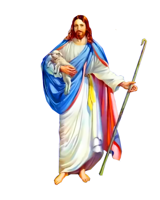 Shepherd Good Holy Family Youtube Jesus Religion PNG Image