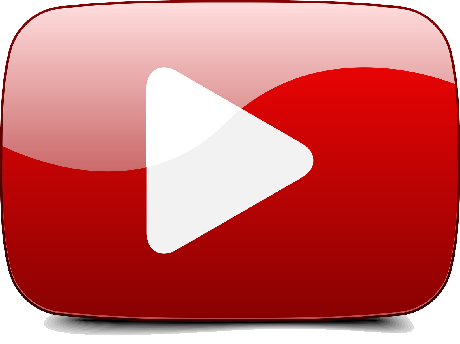 Play Downloader Button Youtube Photos Video 4K PNG Image