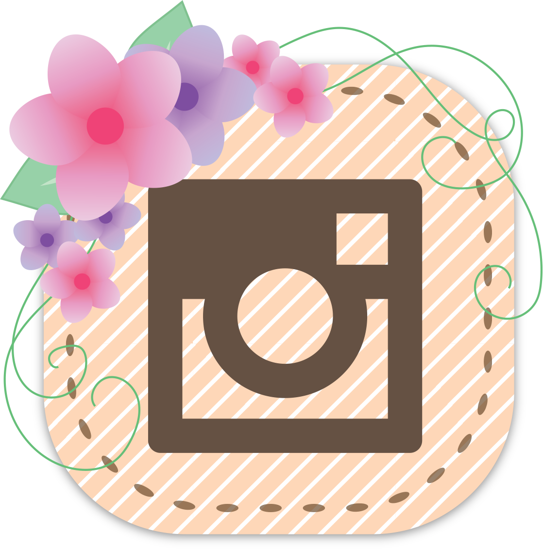 Instagram Media Photography Youtube Social Logo PNG Image