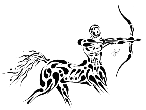 Zodiac Tattoos Free Download Png PNG Image